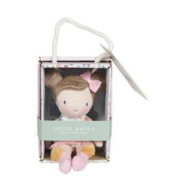 Little Dutch knuffelpopje rosa 10cm