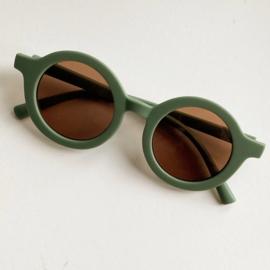 Petite Noé zonnebril Stone Green