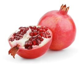 ORGANIC Pomegranate TR 3.8 kg box (Enter p/ pcs.)