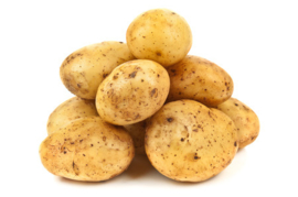 ORGANIC Potatoes NL 25 kg net bag (Enter p/ pcs)
