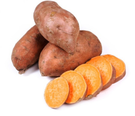 ORGANIC Sweet potatoes NL 6 kg box (Enter p/ pcs)