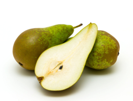 ORGANIC Pears Conference NL 12 kg box (Enter p/ pcs)