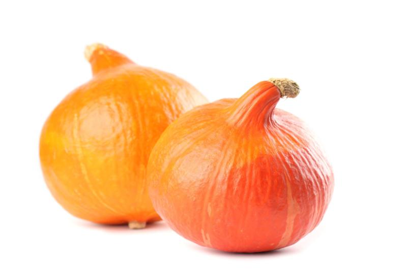 BIO-DEMETER Kürbis orange NL 14 Kg Netz (Eingabe p/ St.)