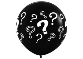 Gender Reveal gevuld met kleine ballonnen
