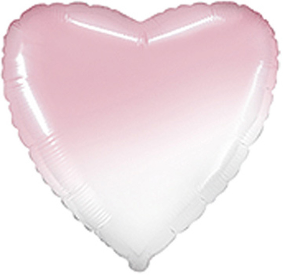 Folie Hart Roze/Wit