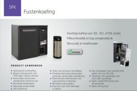 Serrco SFK-8E Fustenkoeling