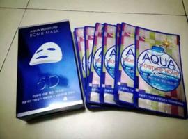 Aqua Moisture Bomb Mask
