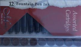 Manuscript Ink refills.