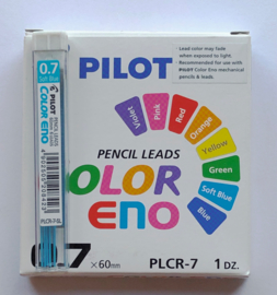 Pilot Color Eno Refills.