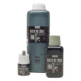 Chinese Ink Pebeo Flasche 45 ml