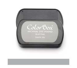 Colorbox ink pad.