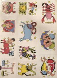 Children's stamp.