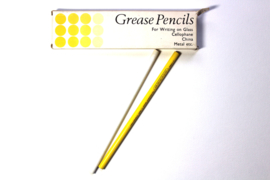 Glass pencil
