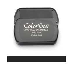 Colorbox stempelkussen.