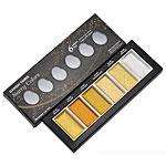 Gansai Watercolor paint pans.