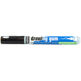 Drawing Gum marker with masking fluid (0,7mm)