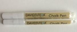 Chalk pen White set of 2