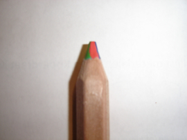 Pencil 4 colors.