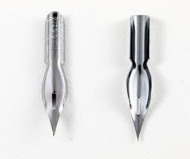Nikko No 555 spitse pen, set van 2.