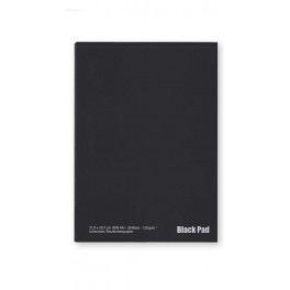 Black Pad, schwarzes Papier, 120 Gramm