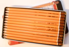 Koh-I-Nohr potloden set