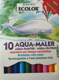 Aqua maler set