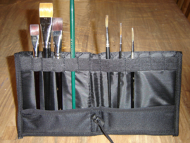 Case for brushes