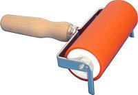 Zachte lino roller Abig Hout 120x50mm