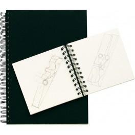 Schetsboek 14,5 x 14,5 cm.