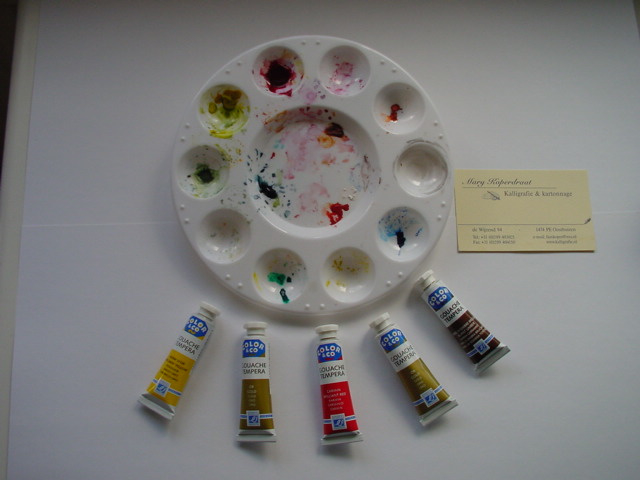 Color Co Plakkaatverf.