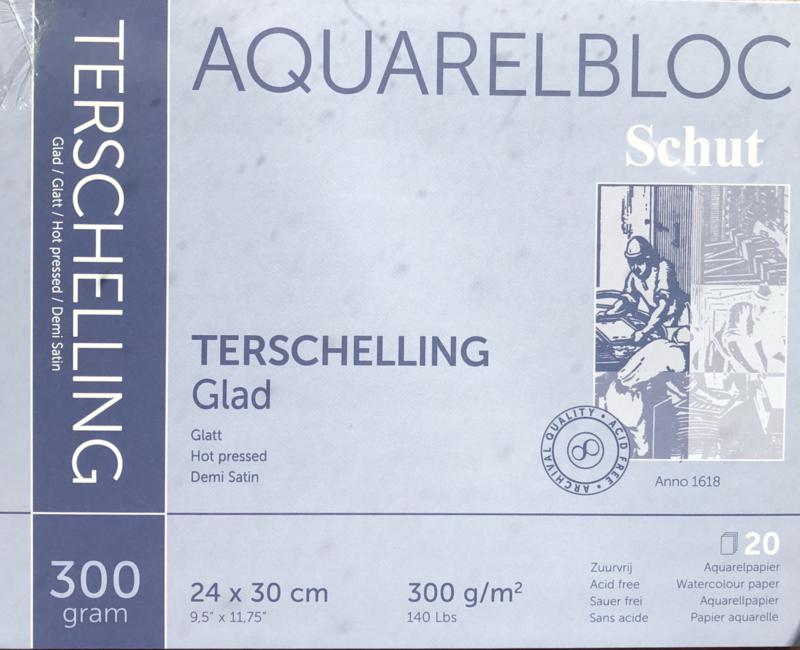Schut Terschelling Watercolor block