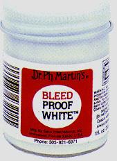 Dr. Ph Martins bleedproof white