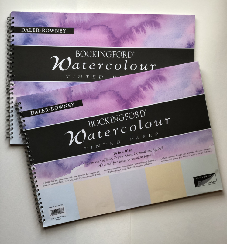 Bockingford aquarelpapier