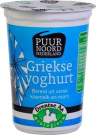 Griekse yoghurt, 500 ml | Drentse Aa