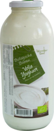Volle yoghurt, fles | Weerribben
