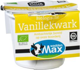 Vanillekwark 250 g | Waddenmax