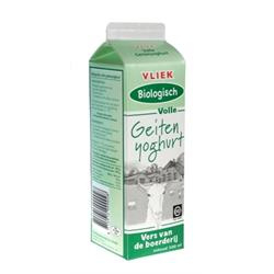 Geitenyoghurt, 500 ml | Vliek