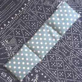 Blue-grey & Dots