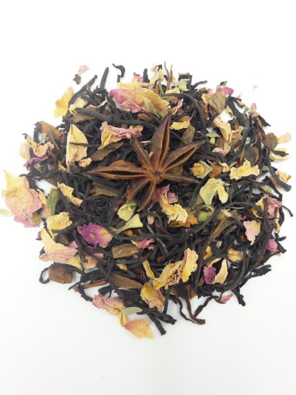 Alle zwarte thee