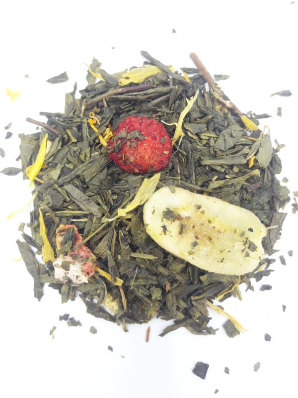 Alle groene & oolong thee