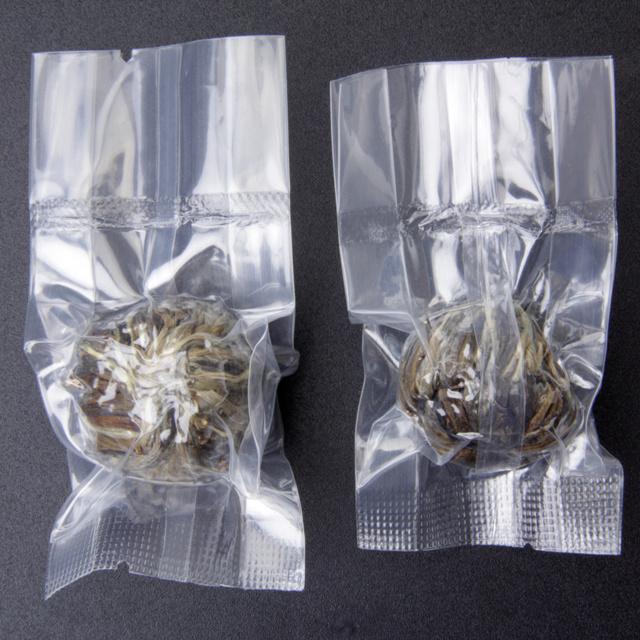 Theebloemen - niet biologisch