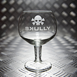 COPA SKULLY  GLASS / 60 cl