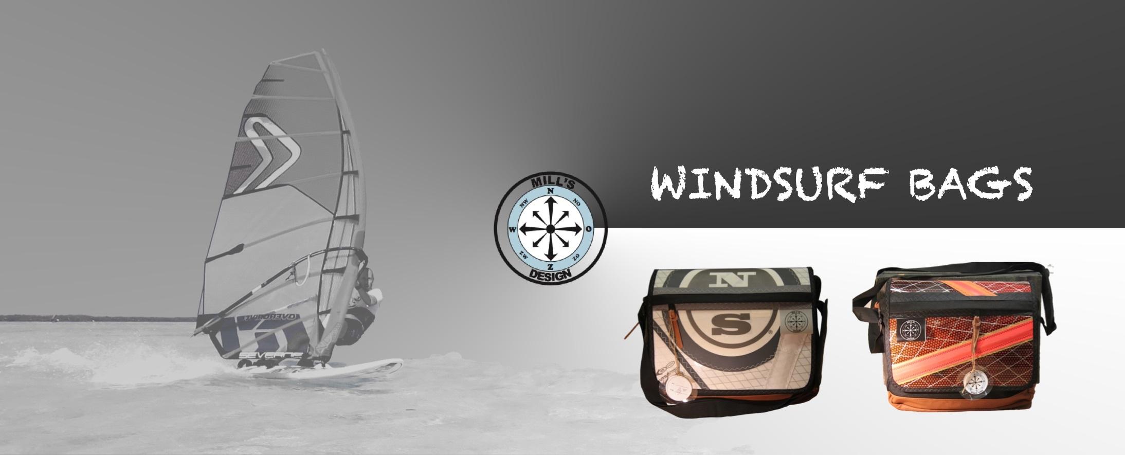 Mills Design Wndsurftas
