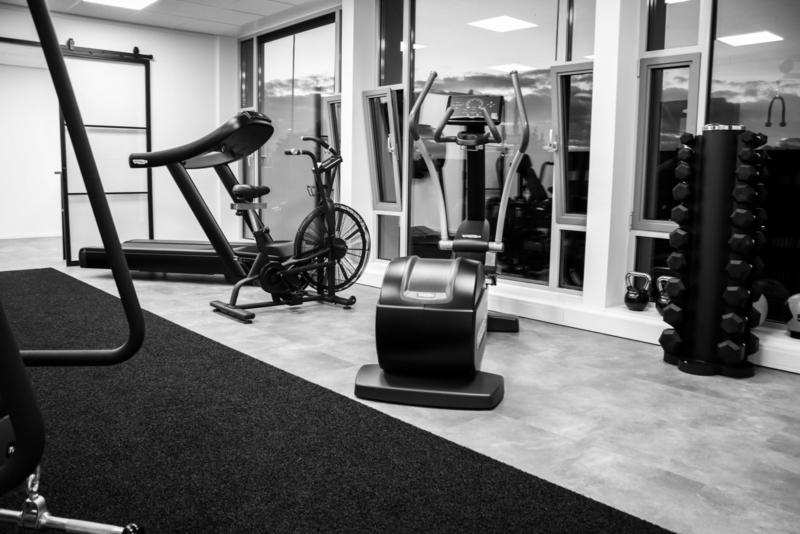 Gym 8