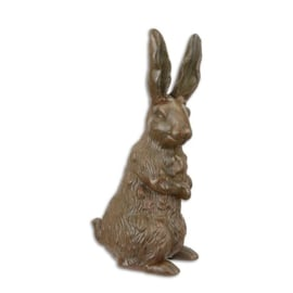 Gietijzeren konijn