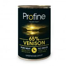 Profine Grain Free Pure Meat Venison (Hypoallergeen) 400gr