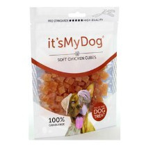 It's My Dog Chicken Soft Cubes 85gr