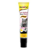 GimCat Duo Anti Haarbal Kaas 50gr
