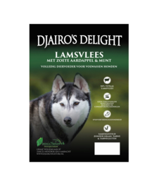 Djairo's Delight Adult Lam, 2kg
