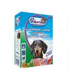 Renske Vers Vlees Maaltijd Gestoomd Kalkoen/Eend 395gr